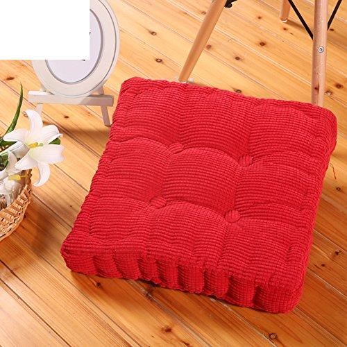 Coussin tatami/coussin de chaise à manger/coussin au bureau/rembourré de coussins-A 45x45cm(18x18inch)