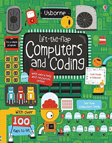 Lift-the-Flap Computers and Coding (Lift Speedy)