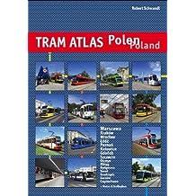 Tram Atlas Polen / Poland: incl. Metro Warszawa + Trolleybus