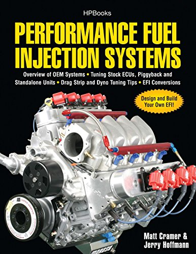 Performance Fuel Injection Systems Hp1557: How to Design, Build, Modify, and Tune Efi and ECU Systems.Covers Components, Se Nsors, Fuel and Ignition R