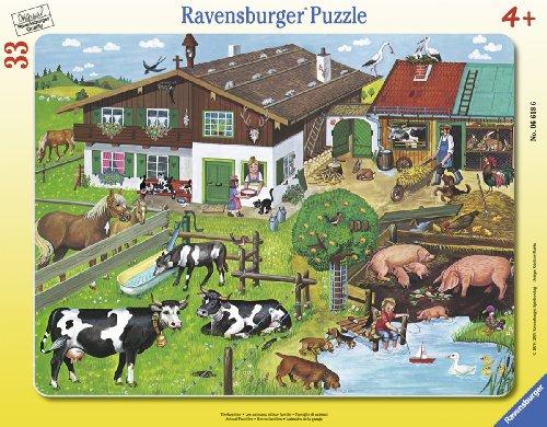 Ravensburger - Rompecabezas de 30 piezas (37.5x29.1 cm)