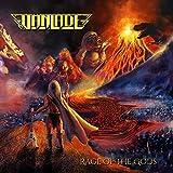 VÄNLADE, Rage of the Gods - CD