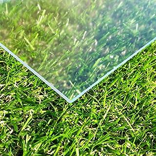 alt-intech PC/PMMA Platte Antireflex-Kunstglas ähnl. Acrylglas Plexiglas, Verschiedenen Größen und Stärken zur Auswahl (1000x600x1mm), farblos entspiegelt antireflex,
