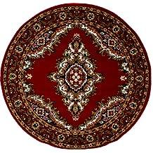 Teppich rund braun  Suchergebnis auf Amazon.de für: teppich rund 160