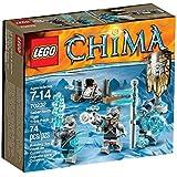 Lego Legends of Chima 70232 - Säbelzahntigerstamm-Set
