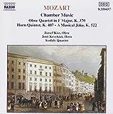 Mozart: Oboenquartett / Hornquintett