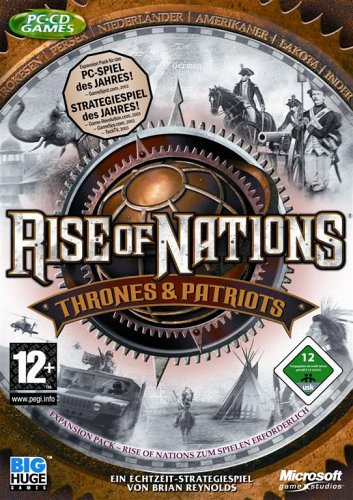 Rise of Nations: Thrones + Patriots