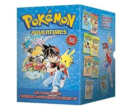 Pokemon Adventures Gn Box Set Vol 01 (c: 1-1-2) por Viz LLC
