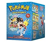 Pokémon Adventures Red & Blue Box Set: Set includes Vol. 1-7 (Pokemon)