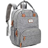 Best Baby Backpack Diaper Bags - Changing Bag Backpack, Baby Diaper Bag Nappy Back Review