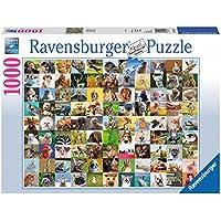Ravensburger 19642 - 99 Lustige Tiere Puzzle