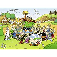 Classic 14197 – Ravensburger Jigsaw Puzzle – 500 Pieces – Asterix in the village