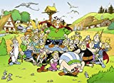 Ravensburger - Astérix en el pueblo, puzzle de 500 piezas (14197 5)