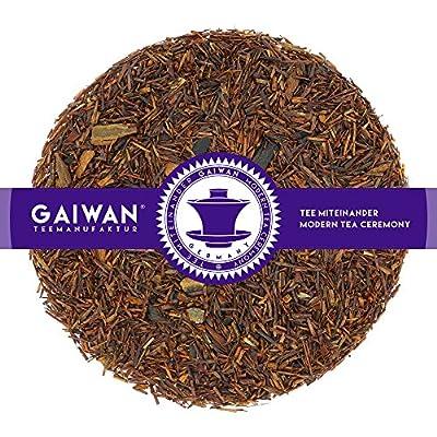 """N° 1404: Thé rooibos """"Cannelle à la vanille"""" - feuilles de thé - GAIWAN® GERMANY - rooibos, cassia, vanille"""