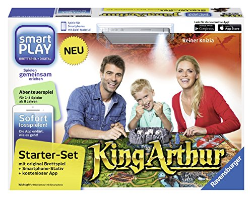 Ravensburger 26805 - Smartplay - Starterset King Arthur Razr-handy-fall
