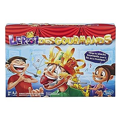 Hasbro Gaming - Le Roi des Gourmands - Chow Crown - E2420