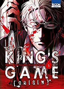 King's Game Origin Edition simple Tome 5