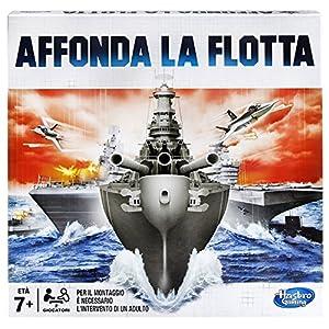 Hasbro B1817103 - Affonda la Flotta