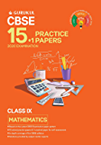 15+1 Practice Papers - Mathematics: CBSE Class 9 for 2020 Examination (Sample Papers)