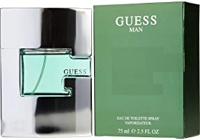 Guess Man for Men, 2.5 oz EDT Spray