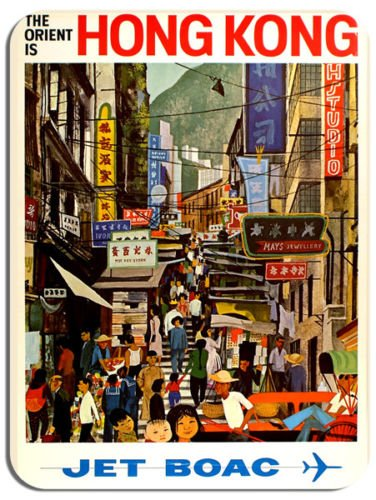 vintage-hong-kong-travel-poster-mouse-mat-high-quality-airline-advert-mouse-pad