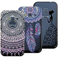 Yokata [3 Packs] Samsung Galaxy Core Prime G360 / G361 Hülle Transparent Weiche Silikon Handytasche Handyhülle... preisvergleich bei billige-tabletten.eu