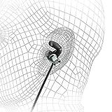 AUKEY Auriculares Bluetooth, Auriculares inalámbricos magnéticos con Bluetooth y micrófono Integrado para iPhone, Samsung, y más