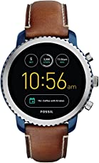 Fossil Explorist Analog-Digital Black Dial Men's Watch - FTW4004