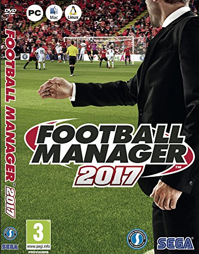 Koch Media Football Manager 2017 Limited Edition, PC Limited Mac/PC English, French video game - video games (PC, Mac/PC, Simulation, E (Everyone)) - Amazon Videogiochi