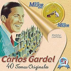 40 Temas Originales: LO MEJOR DE RCA VICTOR;2 CD's POR 1
