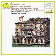 Albinoni: Adagio / Corelli: Christmas Concerto / Vivaldi: L'amoroso