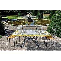 Tavoli Da Giardino Pietra Lavica.Tavoli In Pietra Da Giardino Giardino E Vittoria X Cm Biancothumb