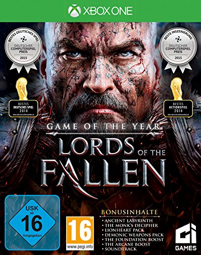 Sachen Tote Kostüm - Lords of the Fallen - Game of the Year Edition
