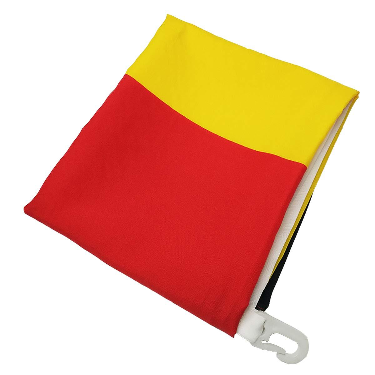 BGFint Deutschland Fahne Flagge 150 x 90 cm mit Ösen und Haken Stoff 100g/qm