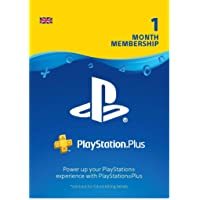 PlayStation Plus 1 Month Subscription - 1 Month Edition | PS4 Download Code - UK Account
