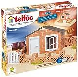 Teifoc - 2042822 - Jeu De Construction En Briques - Maison De Plage...