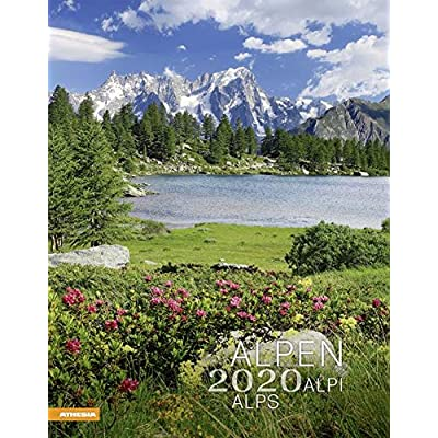 Alpen Kalender 2020