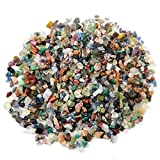 100g of Assorted Tumble Stone Crystal Chips in Organza Pouch