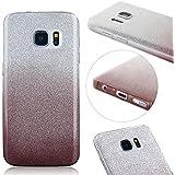 MOMDAD Coque Galaxy S7 Edge TPU Silicone Protection Coque Anti-Statique Résistant aux rayures Coque Étui pour Samsung Galaxy S7 Edge Case Cover Housse