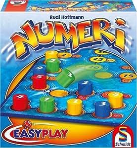 Schmidt Spiele 49007 - Easy Play: Numeri