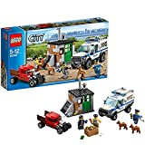 LEGO City - Unidad canina de policía (60048)