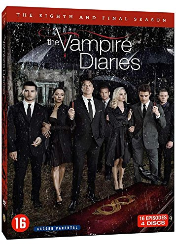 Vampire Diaries, The S8 /S DVD