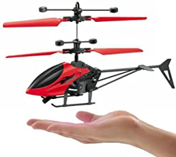 Webby Flying Sensor Helicopter, Multi Color