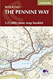 Pennine Way Map Booklet: 1:25,000 OS Route Mapping (British Long Distance)