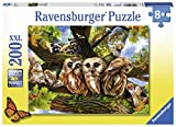 Ravensburger 12746 - Niedliche Eulen - 200 Teile Puzzle