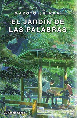 El jardín de las palabras (novela) (Manga Novelas (Light Novels))