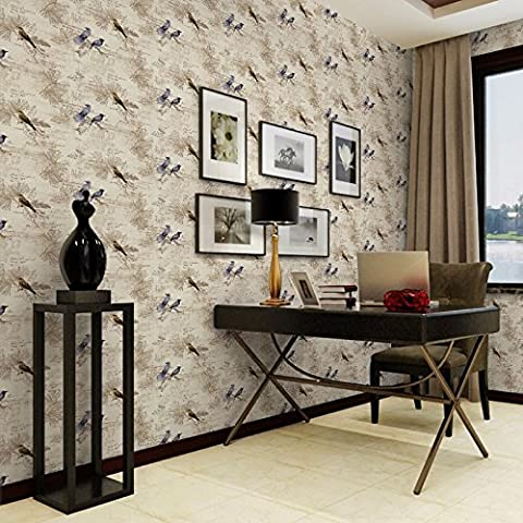 BIZHI Contemporary Wallpaper Art Deco 3D Fashion Stripe Wallpaper Wall Covering PVC Self Adhesive/Vinyl Fabric Wall Art,NHGUB39