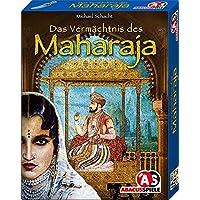 Abacusspiele 08164–Jeu de cartes, l'héritage du Maharaja