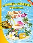 cahier de vacances culture g�n�rale 2016