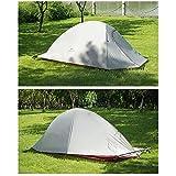 NatureHike Im Freien Wasserdichte Zelt Doppelschicht Zelt Ultraleicht Camping Zelt fur 1 Personen - 6